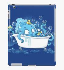 Kracken Bath iPad Case/Skin
