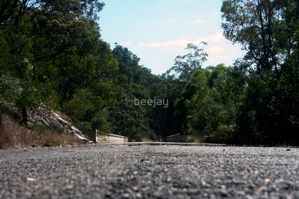 Long road by beejay