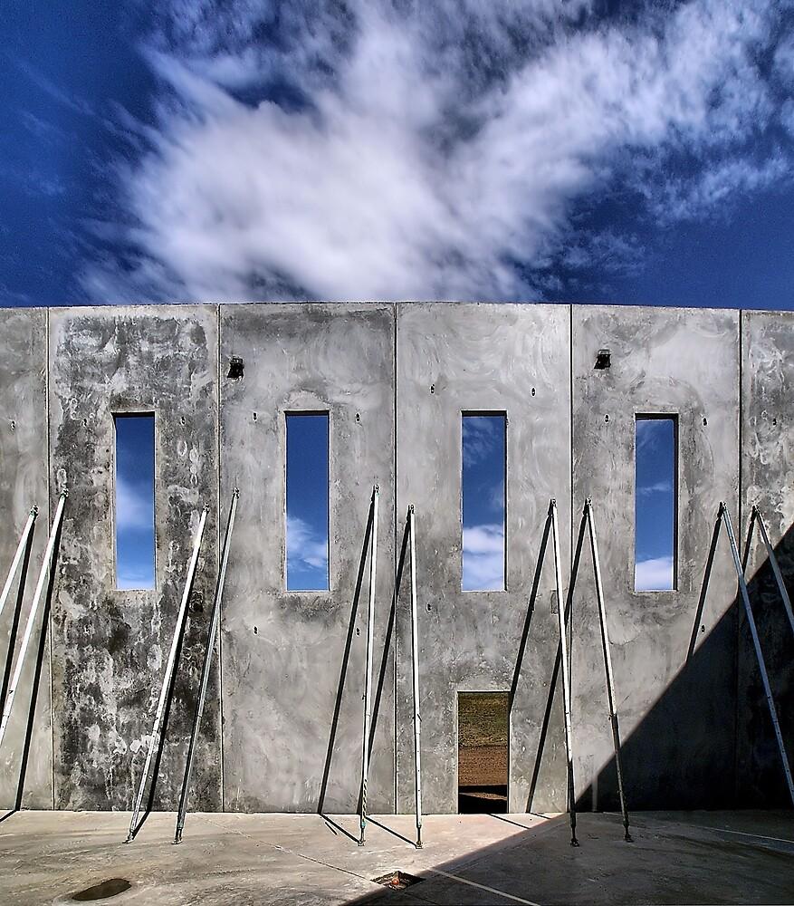 Transitional Industrial Utopia - .02 by Paul Louis Villani