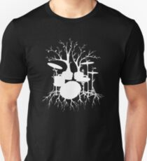 """Live the Beat to the Tempo of Creation"" ~ drum art , version1 Unisex T-Shirt"