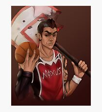 Dunk Darius Photographic Print