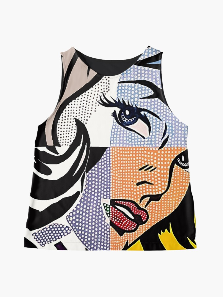 Alternate view of Lichtenstein's Girl Sleeveless Top