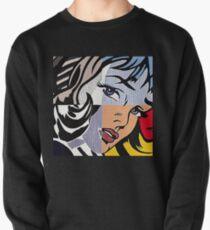 Lichtensteins Mädchen Sweatshirt