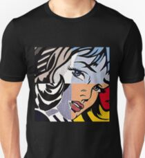 Lichtenstein's Girl T-Shirt