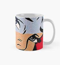 Lichtenstein's Girl Mug