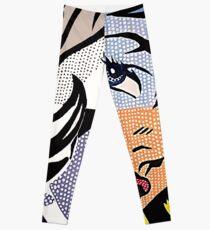 Lichtensteins Mädchen Leggings