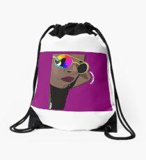 Vice City Drawstring Bag