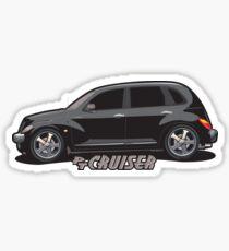 PT Cruiser - Black Sticker