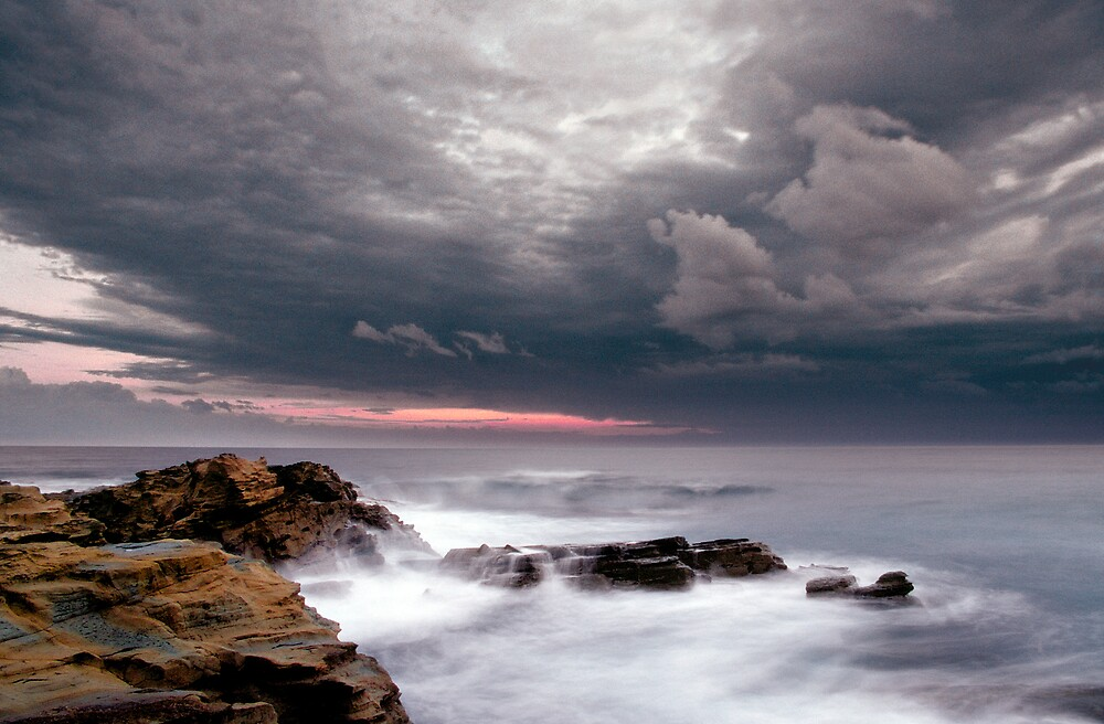 A big storm by Anthony Begovic