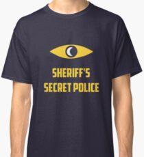 Nightvale secret police Classic T-Shirt