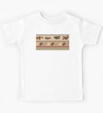 Nazca Birds Kids Clothes