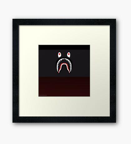 Bape: Framed Prints