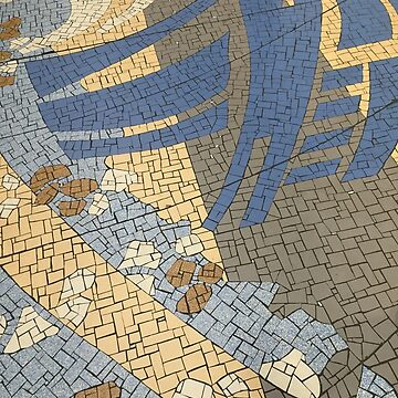 Circular Quay Station Tiles by redwolfoz