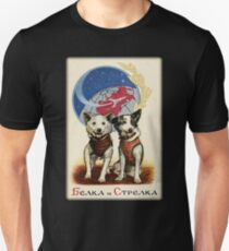 Belka and Strelka Space Dogs T-Shirt