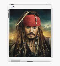 Vinilo o funda para iPad Jack Sparrow