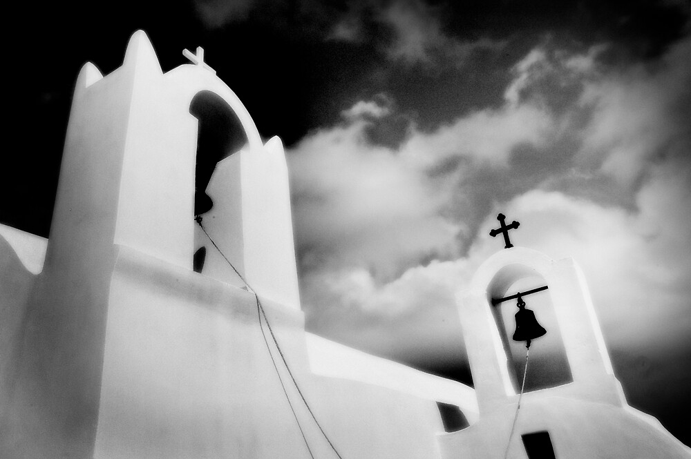 Church bell by Simon Mitrovich