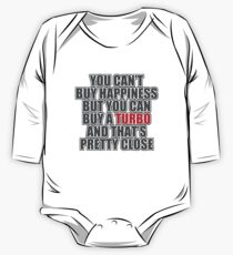 Happiness is Turbo One Piece - Long Sleeve