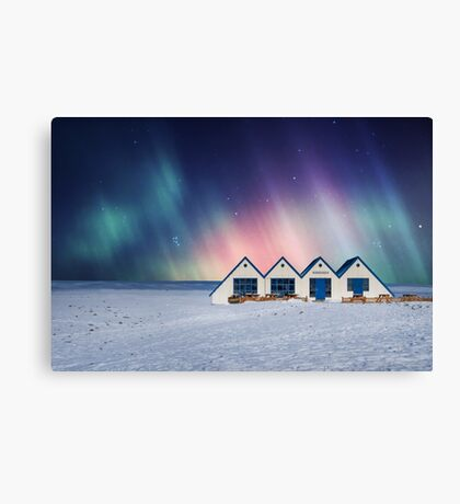 Time For Miracles Canvas Print