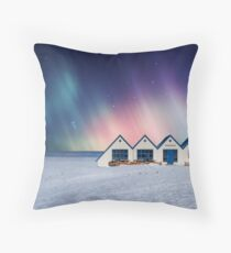 Time For Miracles Throw Pillow