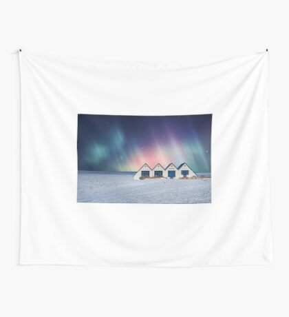 Time For Miracles Wall Tapestry