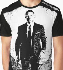 007 - Craig Graphic T-Shirt