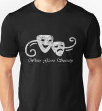White Glove Society Logo (Grungy Version) T-Shirt