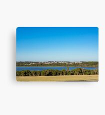 Lake Joondalup Canvas Print