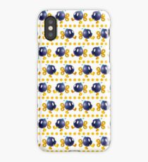 Marching bob-ombs iPhone Case/Skin