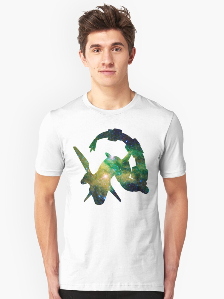 Rayquaza used Dragon Pulse by G W