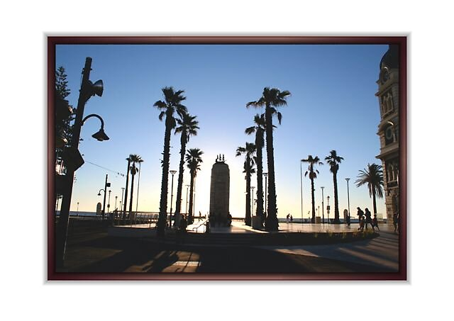 glenelg memorial by srh22