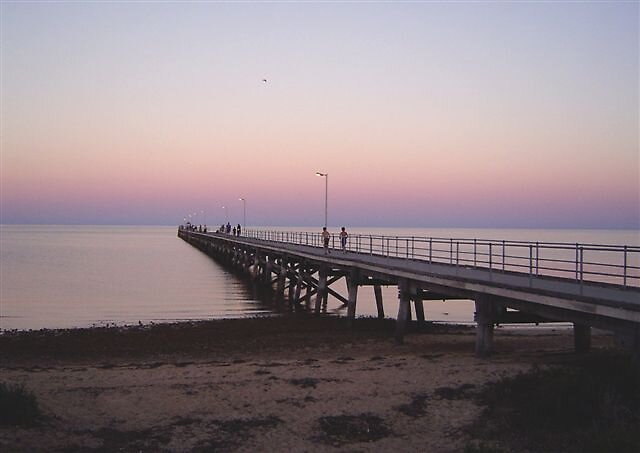 stansbury jetty by srh22
