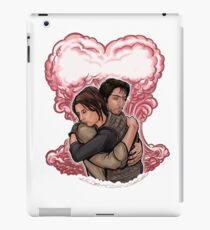 Love in Space iPad Case/Skin