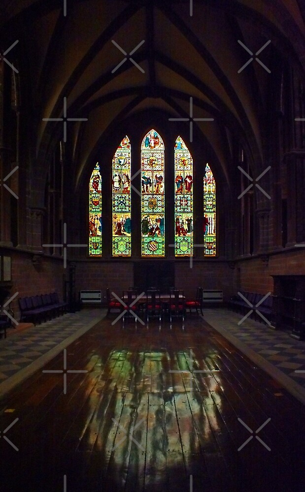 Chapter House by Yampimon