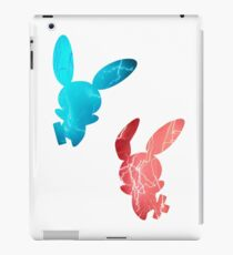 Plusle and Minun used Spark iPad Case/Skin