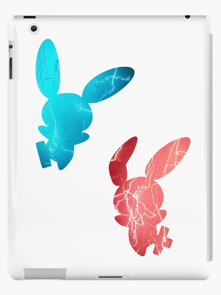 Plusle and Minun used Spark by G W