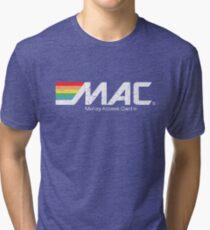 MAC Money Access Card Tri-blend T-Shirt