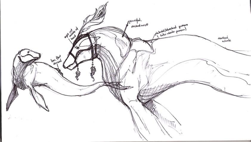 Cetacean Ver. 2 - Orca by SugarSniper