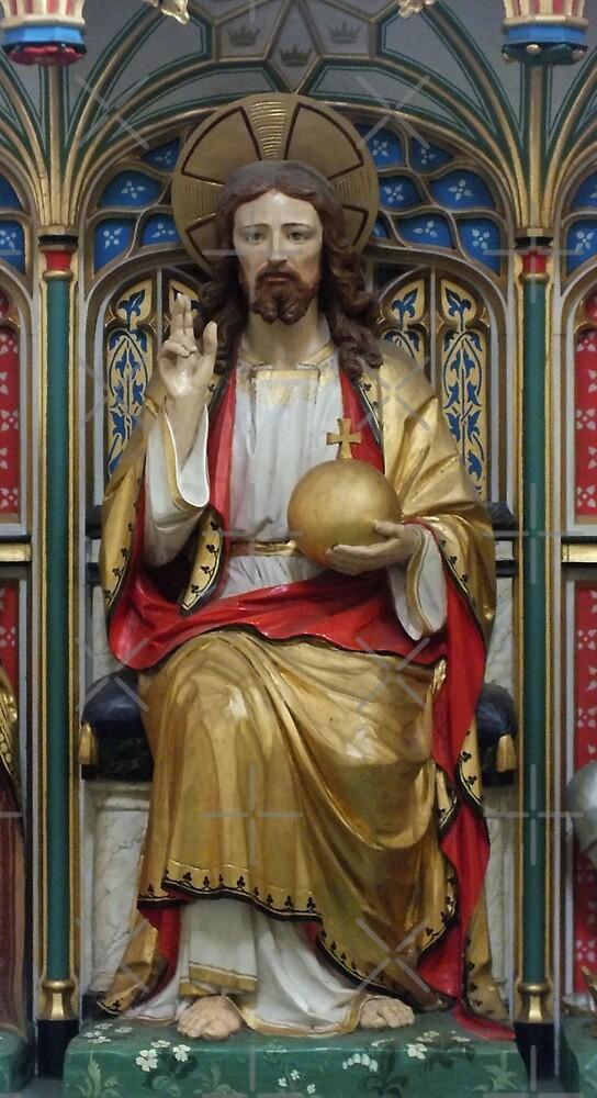 Jesus by Yampimon