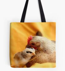 Oh!! How I Adore Motherhood!! - Hen And Chick - NZ Tote Bag