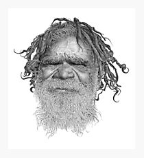 Australian Aboriginal Photographic Print