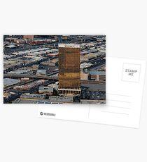 Aerial view of Trump International Hotel Las Vegas, Nevada, USA Postcards