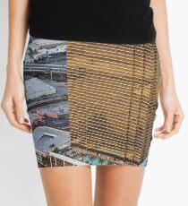 Aerial view of Trump International Hotel Las Vegas, Nevada, USA Mini Skirt