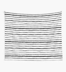 Pattern with handdrawn strokes Wall Tapestry