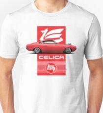 Celica Liftback 1 Unisex T-Shirt