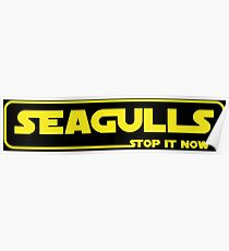 Seagulls episode 1: Stop it Now Poster
