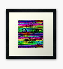 Catatonic Framed Print