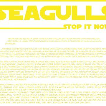 Seagulls... MMHG by nielsrevers