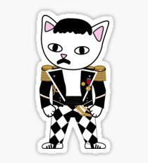 FreddieMeow 4 Sticker