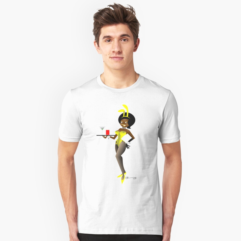 Bunny Betty Unisex T-Shirt Front