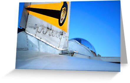 F/A-18 Hornet by Stephen Kilburn